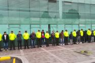 Presuntos abusadores sexuales capturados en Cundinamarca.