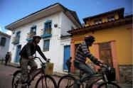 Turismo en el barrio La Candelaria de Bogotá