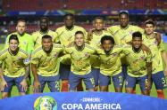 Colombia Vs Catar · Copa América