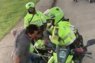 Abuso de autoridad en Bogotá