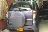 Auto hurtado en el barrio Castilla