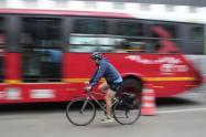 Ciclista / Bicicleta
