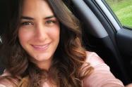 La actriz se encontraba en el Centro Comercial Andino cuando le fueron hurtadas unas pertenencias de su auto.