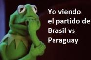 Meme Brasil vs Paraguay