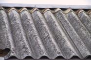 Teja de asbesto