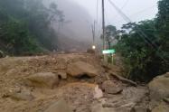 Cundinamarca declara calamidad pública por situación en la vía al Llano