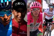 Tour de Francia, colombianos