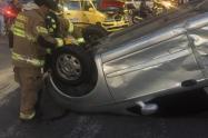 Accidente Vehícular