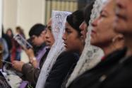 Los pillos están operando hasta en las iglesias de Bogotá.