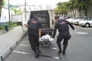 De varios disparos, un hombre fue asesinado en Castilla.