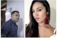 Jennifer Andrea Plazas asesinada por su esposo Andrés Gómez Uriza