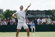 El tenista Robert Farah.