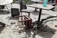 Atentado contra hotel en Somalia.