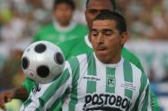 El exfutbolista Víctor Hugo Aristizábal.
