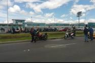 Fleteo en el aeropuerto ElDorado