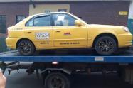 Taxista muere arrollado