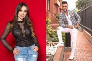 Paola Jara y Jhon Alex Castaño no tienen un romance