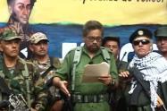 'Iván Márquez', 'Santrich' y 'El Paisa' anunciaron su retorno a las armas
