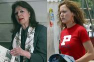 Virginia Vallejo y Carolina Acevedo son parte de las famosas con parejas con problemas con la justicia.