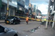 Accidente en Cuadra Picha