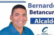 Bernardo Betancourt Orozco