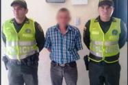 Hombre capturado por acoso sexual