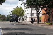Universidad Distrital, sede Macarena