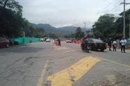 Vía Bogotá
