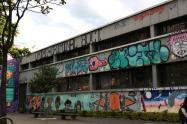 Fachada de la Universidad Pedagógica de Bogotá