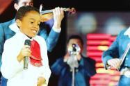 Andrés Hurtado, el mariachi de Factor XS