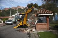 Recuperación de espacio público en Bogotá