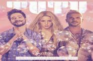 El remix de 'Tutu' con Shakira, Camilo y Pedro Capó