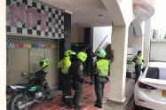 Balacera en Barranquilla