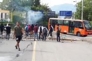 Disturbios UTP