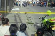 Asesinan a hombre en Suba