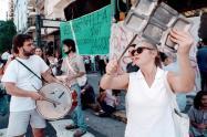Cacerolazo Argentina 2001
