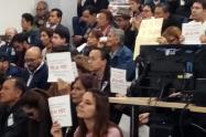La alcaldesa electa debe hacer una POT con la participacion ciudadana