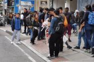 Estudiantes de la U. Distrital anuncian paro indefinido