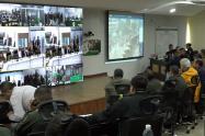 Monitoreo de la situación de orden público en Bogotá