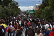 Comité Nacional del Paro prepara nuevas manifestaciones