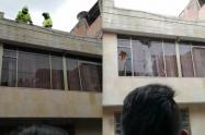 Policías casi son linchados en Patio Bonito
