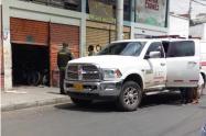 Un Vigilante fue asesinado en la plaza de mercado de Tunjuelito