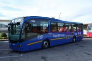 Nueva flota de buses para el SITP