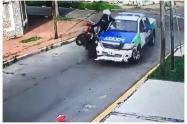 Accidente de ladrones Argentina