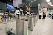 Bioming, el nuevo sistema biométrico del aeropuerto El Dorado
