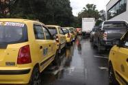 Para el sindicato nacional de conductores el alza en la tarifa debió ser de al menos $ 500 pesos.