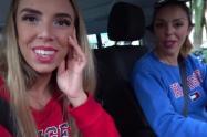 Danna y Maribe, las youtubers de El vaso medio lleno