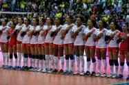 Selección Perú de voleibol