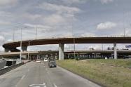 Puente peatonal NQS con calle 94