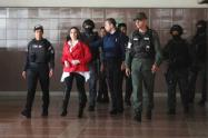 Aida Merlano en Venezuela